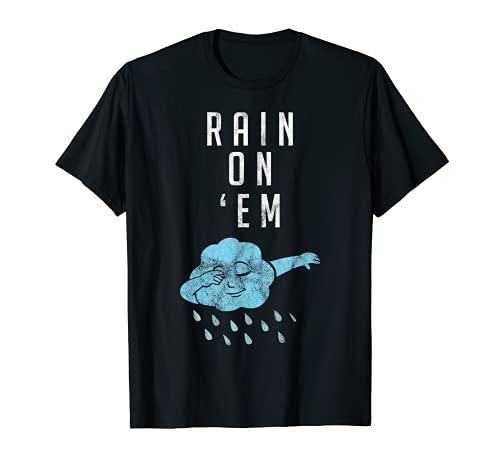 Rain On 'Em Meteorology Tシャツ ウェザーマン・レポーター用 Tシャツ