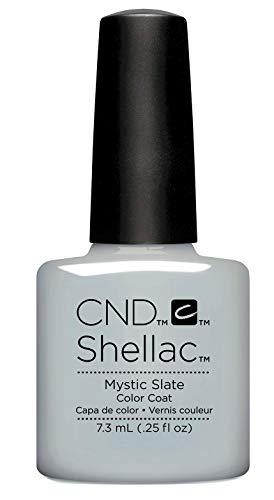 CND Shellac Nagellack, Mystic Slate