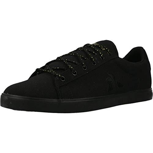 Le Coq Sportif Damen Agate Sport Triple Black Sneaker, 39 EU