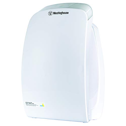 Westinghouse 1701 Air Purifier with True HEPA Filter and NCCO Technology - Kills, Sanitizes, and Removes Bacteria, Viruses, VOCs, Allergens, Dust, Smoke, Odors – 300 FT Effective Area