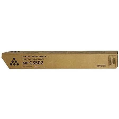 Ricoh 841735 Black Toner Cartridge (28000 Yield) Toner