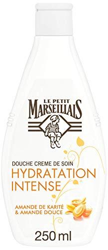 Le Petit Marseillais - Douche Crème Hydratation Intense - Beurre de karité & Amande douce 250ml