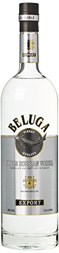 Beluga Nobel Russian Wodka (1 x 1 l)