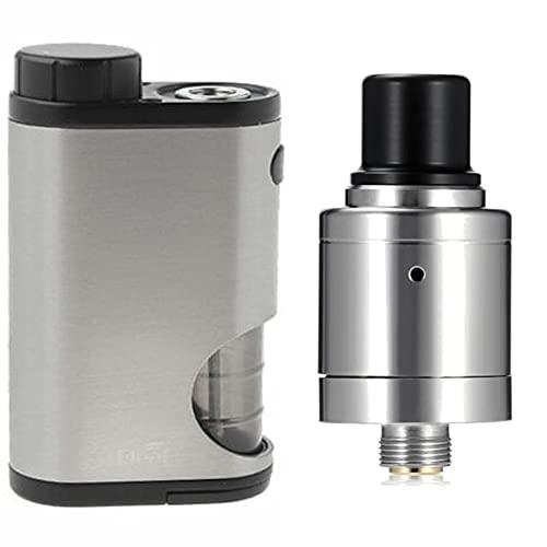 Kit combo Pico Pico Squeeze con Speed Revolution 18mm styled sxk svapo guancia atomizzatore rigenerabile