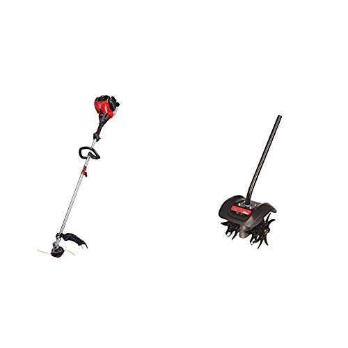 Best Buy! Craftsman CMXGTAMD29SS Straight Shaft Gas Trimmer and Cultivator Attachment