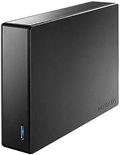 アイ・オー・データ機器 HDJA-UT8RW USB3.1 Gen1(USB3.0)/2.0対応外付けハードディスク(WD Red採用/電源内蔵モデル) 8TB