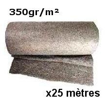 Matériel Mur Végétal Feutre horticole AquaNappe 350g/m2 100cm x25M