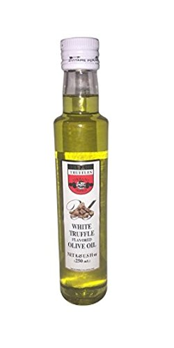 Gourmet Urbani White Truffle Flavored Olive Oil 8.45 US Fluid Ounces