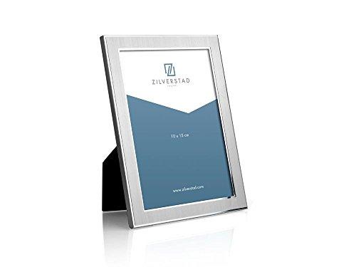 Zilverstad Fotorahmen Padua 10x15cm Aluminium, Silber, 10 x 15 cm