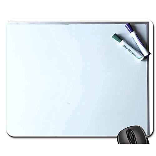 Mousepad whiteboard droog wissen marker blank wit board muis pads muismat muismat muis Mat Gaming Mat 25 x 30 cm