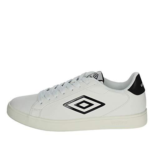 Umbro Sneakers Uomo Chelsea Lth RFP38070S.WHI (41 - WHI White-Black)