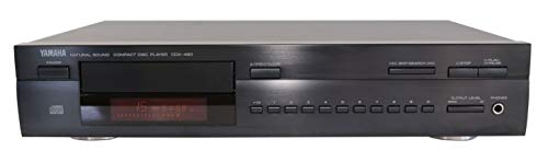Yamaha CDX-480 CD Player in schwarz