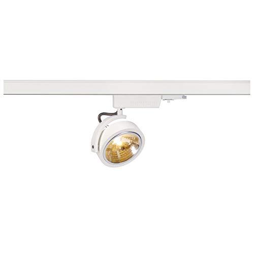 KALU TRACK QRB111, blanc, max. 50W, adapt. 3 all. inclus