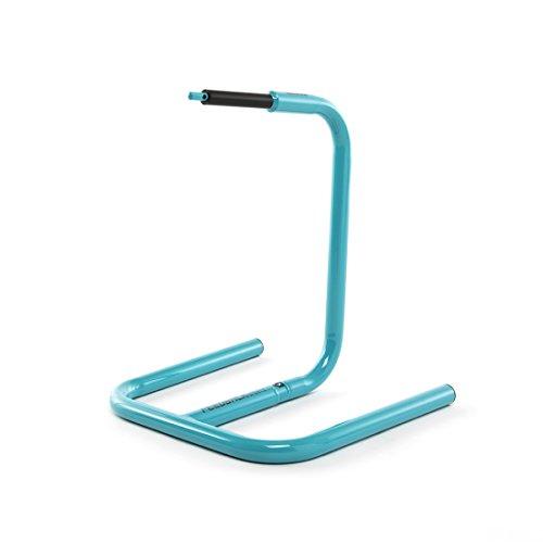 Feedback Sports Scorpion MotoStyle Bike Stand  2 Piece Turquoise