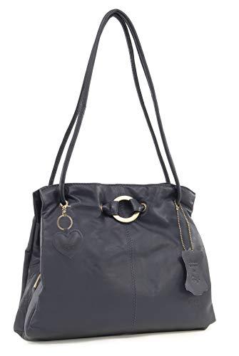 Gigi - Leder - Damenhandtasche/Schultertasche - OTHELLO 4323
