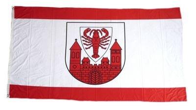 Fahne / Flagge Cottbus NEU 90 x 150 cm Flaggen