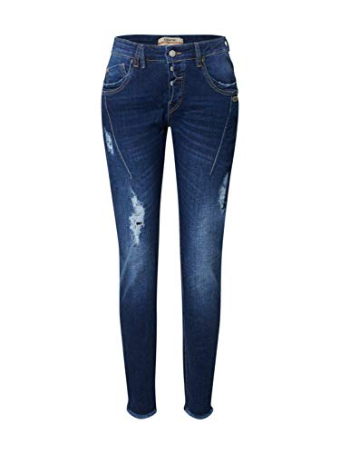 Gang Damen Jeans New Georgina Nachtblau 28