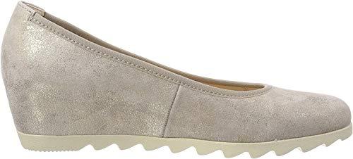 Gabor Shoes Damen Basic Pumps, Beige (Muschel), 40 EU