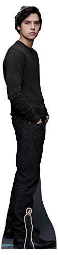 Star Cutouts SC1387 Jughead Jones Riverdale Pappaufsteller in Lebensgröße, inklusive Mini-Aufsteller