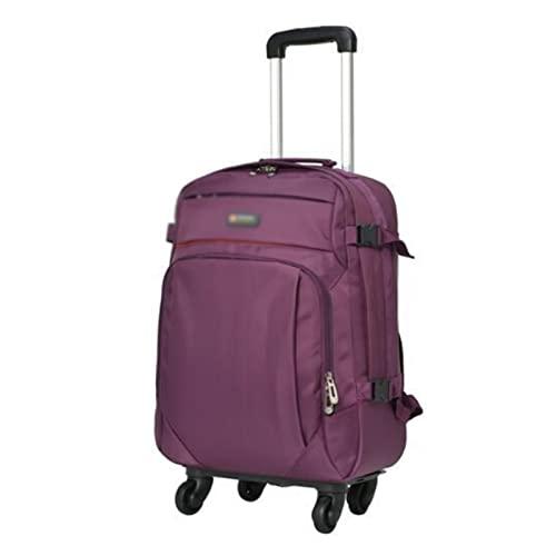 MWYS Mochila de viaje con ruedas para bolsa de viaje con ruedas para equipaje de viaje con ruedas para equipaje de viaje, mochila con ruedas (color: F)