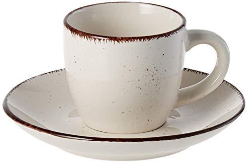 Tognana Stay Set 6 Tazze caffè, Ceramica