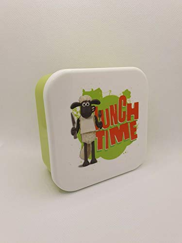 Shaun The Sheep Set of 3 Nested Lunch Boxes