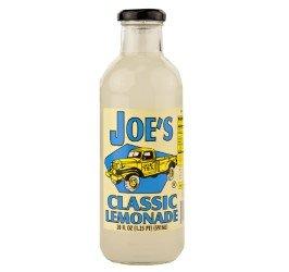 Joe Tea Classic Lemonade 20 oz. (12 Bottles)