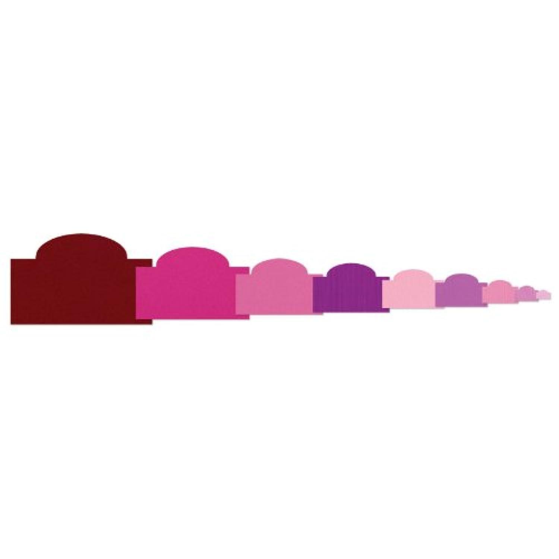 Sizzix Framelits Die Set 9PK - Labels, Ornate #4 by Stephanie Barnard