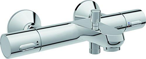 AP-Bade-Thermostat clivia NEU verchromt VIGOUR CLIVNTW