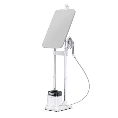 Rowenta QR1411 IXEO All in One Pro-Garment Steamer and Iron, White