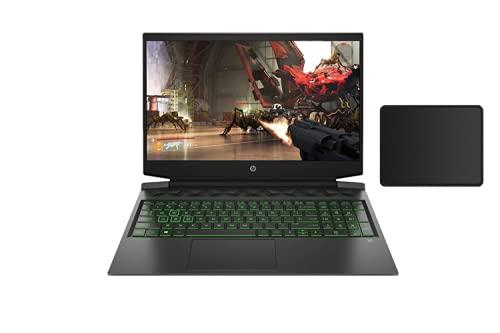 2020 HP Pavillion 16.1' FHD 144Hz IPS Gaming Laptop | Intel Core i5-10300H | 16GB RAM | 512GB PCIe SSD | NVIDIA GTX 1660Ti | Backlit Keyboard | Windows 10 + Woov Mouse Pad Bundled