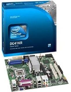 لوح كمبيوتر مكتبي انتل BOXDG41KR MicroATX LGA775