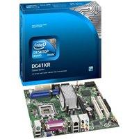 small Intel Desktop Board BOXDG41KR MicroATX LGA775
