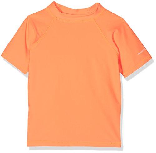 Snapper Rock Jongen UPF 50+ zon en UV-bescherming badshirt korte mouwen Rash Top voor kinderen & tieners