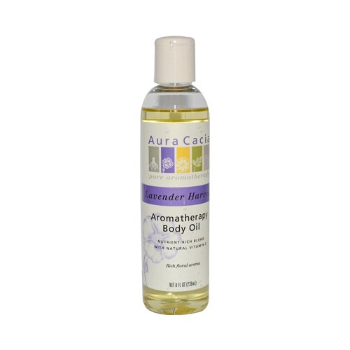 Great Features Of Aura Cacia Body Oil Relaxing Lavendr 8 Fz