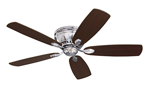 Emerson Ceiling Fans CF905ORB Prima Snugger 52-Inch Low Profile...