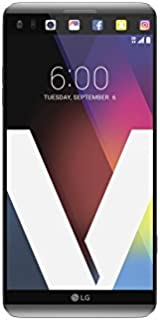 LG V20 VS995 64GB Silver - Verizon (Renewed)