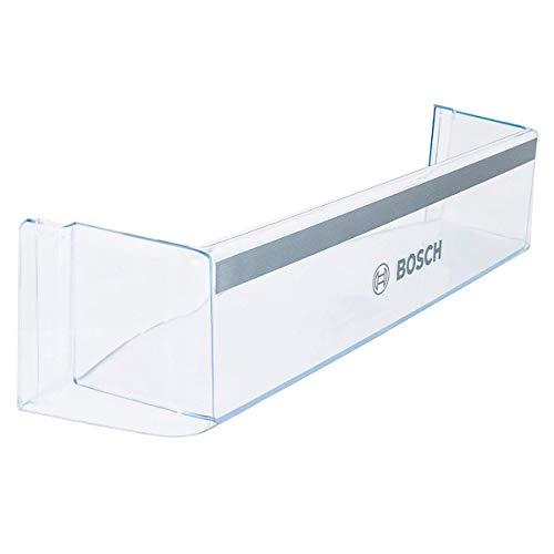 Recamania - Mensola portabottiglie per frigorifero Balay Bosch KDN30V0302, codice 665153
