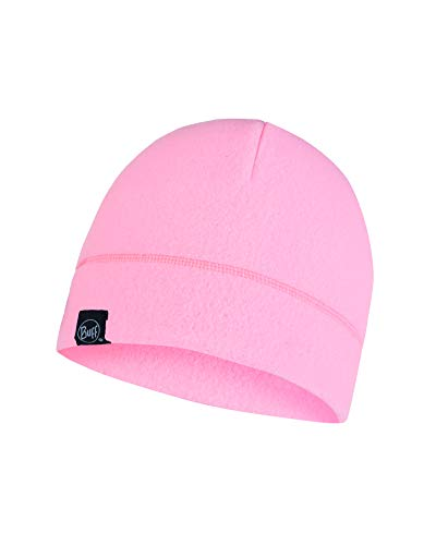 Buff Kinder Mütze Polar, Solid Flamingo Pink, One Size, 113415.560.10.00