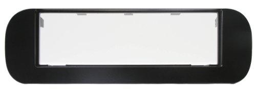 PHONOCAR - Supporto X Plancia Autoradio Fiat Panda 12 Nero - 3/215