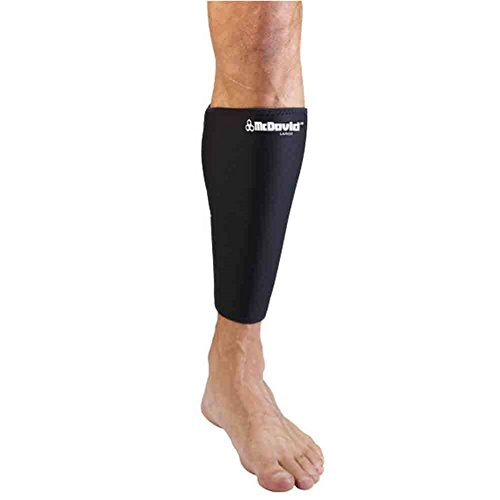 Mcdavid Classic 441 Level 1 Calf Sleeve Black XLarge