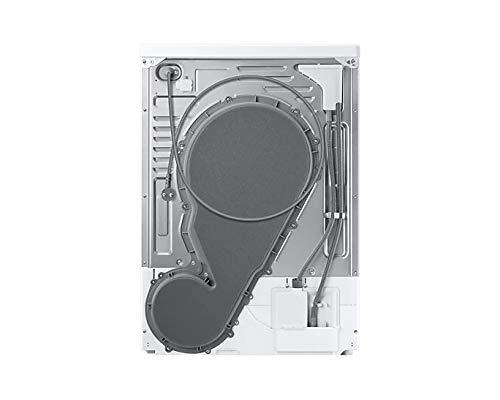 Samsung Asciugatrice a condensazione con pompa di calore DV70TA000TE/ET, con Porta Reversibile Prevenzione Pieghe, Tecnologia Optimal Dry, Filtro 2 in 1, Bianco, Oblò Bianco