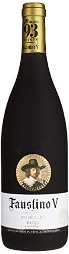 Faustino V Reserva Rioja Vinos Tempranillo 2011/2013 Trocken (1 x 0.75 l)