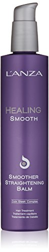 L'ANZA Healing Smooth Smoother Straightening Balm, 8.5 oz.