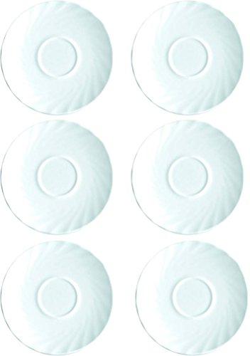 Trianon Arcoroc Luminarc, vidrio, 6 Espresso Obertassen
