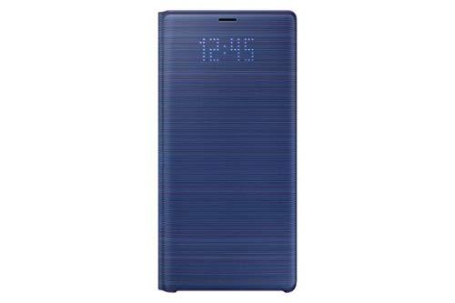 Samsung LED View Hülle 'EF-NN960' mit Standfunktion für Galaxy Note9, Blau