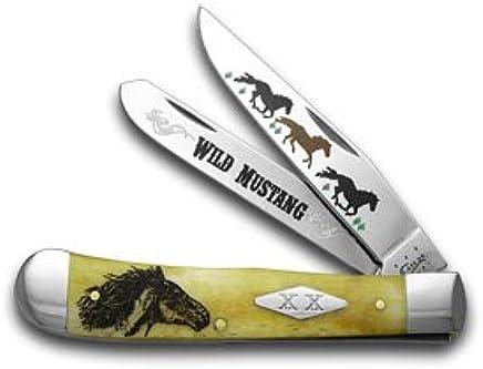 CASE XX Antique Bone Wild Mustand 1 600 600 600 Trapper Pocket Knife Knives B00MRJORSS | Won hoch geschätzt und weithin vertraut im in- und Ausland vertraut  85e41f
