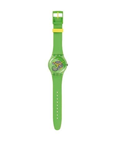 Swatch Reloj de Cuarzo Unisex Pomme-Tech 41 mm