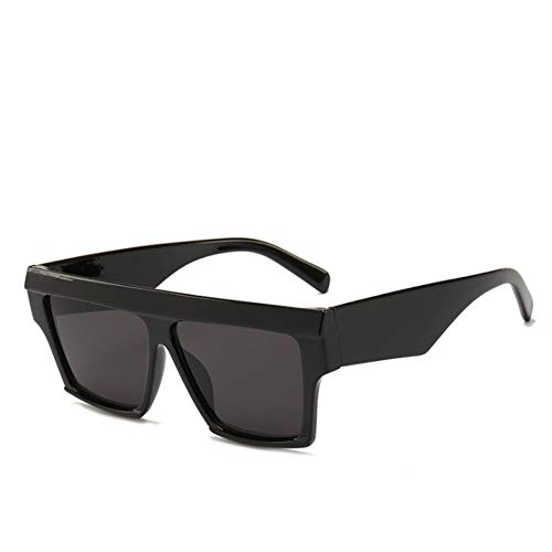 ZZZXX Gafas De Sol Redondas Hombre Gafas De Sol De Una Pieza Box Fashion Ciclismo Pesca Golf Running Conducción Vela Esquí, Protección Uv400,Con Caja De Regalo Y Paño Para Vasos