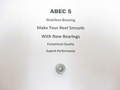 Shimano TEK-300LC Tekota TGT0112 TGT0484 ABEC5 Stainless Bearing 4x11x4#26